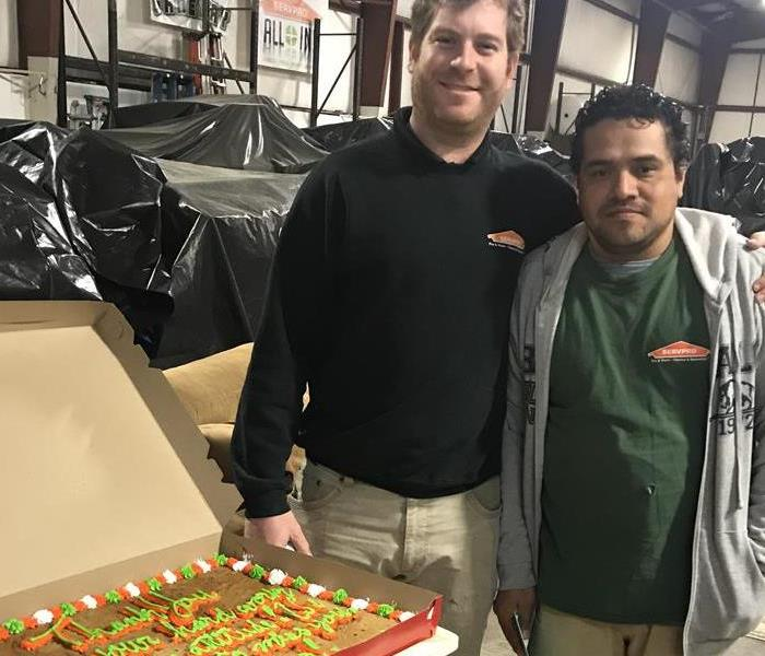 Why SERVPRO We Will Miss You, Carlos!