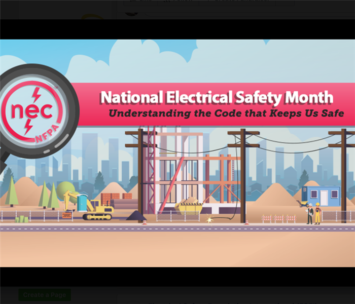 Fire Damage What is National Electric Code? Celebrating National Electrical Safety Month